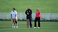 Ladies McMillan Charity Cricket Match