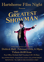 The Greatest Showman 25th February 2018